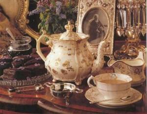 Victorian Tea Recipes